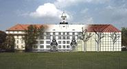 Fraunhofer IOSB Instituts building Ettlingen